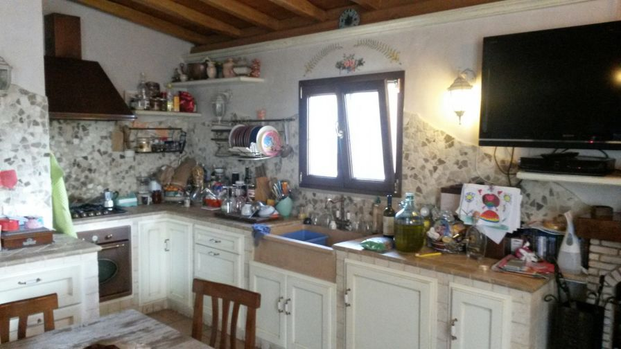 Maccarese Villino indipendende