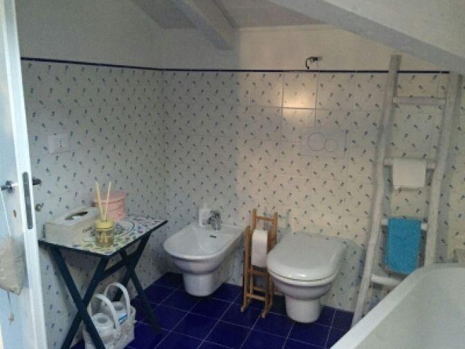 Splendido attico con piscina condominiale