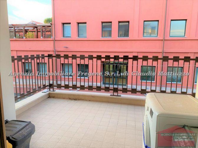 Appartamento con terrazzo di nuova costruzione