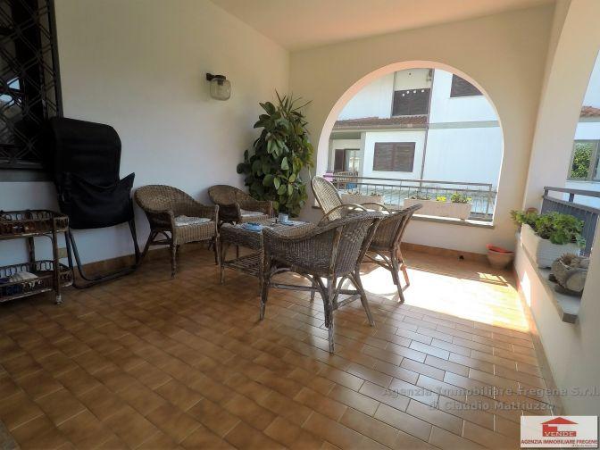 Villa unifamiliare Fregene Centro