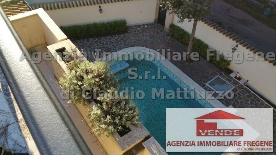Centralissima Unifamiliare con piscina