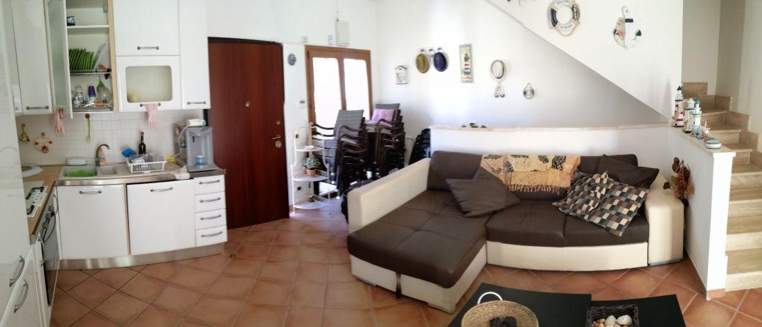 Via Grottammare Villino a Schiera
