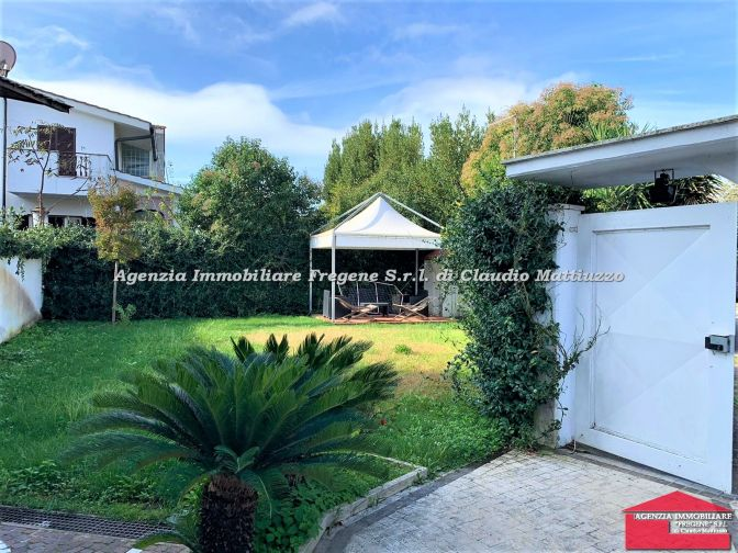 Appartamento con giardino Piano terra