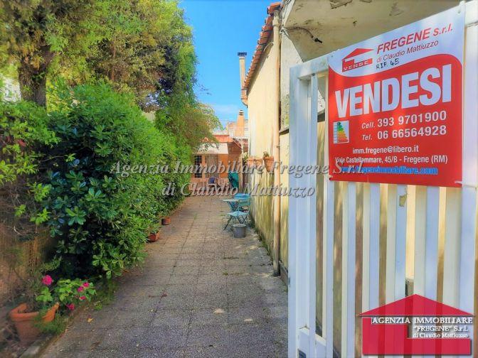 Fregene Sud Villino Piano Terra